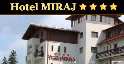 Hotel Miraj - Poiana Brasov